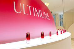 The future begins today. #Shiseido #Ultimune #beautyinyou #skincare #skin #beauty #immunity