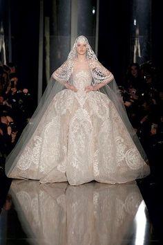 Elie Saab 2013. Kinda want this as a wedding dress