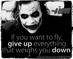 Fly away! Joker Qoutes, Best Joker Quotes, Badass Quotes, Heath Ledger Joker Quotes, Joker Heath, Motivational Quotes For Life, Meaningful Quotes, Inspirational Quotes, Wisdom Quotes