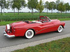 1953 Buick | Buick Skylark Roadmaster 1953 (Limited Edition 50th Anniversary model ...