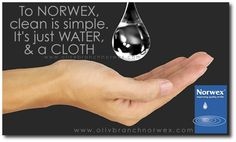 love my norwex... the cleaning isle at the grocery store doesn't even make sense anymore