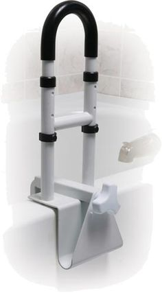 eSpecial Needs has the Height Adjustable Tub Bar that is durable, white powder-coated steel construction and easy to clean. Mobility Aids, Collections Etc, Grab Bars, Tear, Senior Living, Medical, Cleaning, Stainless Steel