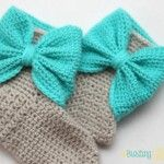 ⋅ Crochet Bow Cuff Slipper Boots          These easy crochet slippers for beginners are a great way to practice increasing, decreasing, and skipping single crochet stitches. The crochet slippers feature a crochet bow as part of the boot cuff. When I started slippers, I knew that I was going to make them [...]