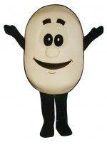 Mascot costume #FC035-Z Boiled Egg (Bodysuit not included)