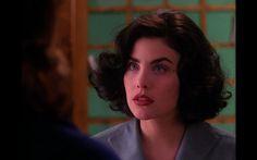 Twin Peaks screencaps. by Sandra Beijer, via Flickr
