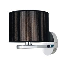 EGLO 20103A Fabienne Wall Sconce, Chrome   ATG Stores