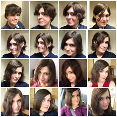 List of attractive mtf hrt timeline male to female ideas and photos Transgender Transformation, Male To Female Transformation, Male To Female Transition, Mtf Transition, Male To Female Transgender, Transgender Mtf, Male To Female Hormones, Mtf Hormones, Mtf Hrt