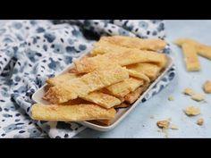Gyorsan könnyűt: Egyszerű sajtos ropogós   Mindmegette.hu - YouTube Lidl, Make It Yourself, Food, Essen, Meals, Yemek, Eten
