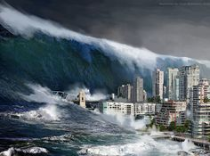 Tsunami! Which Natural Disaster Is Your Temper Like?