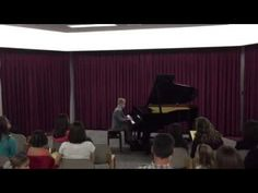 Tyson's March 2016 Recital - YouTube
