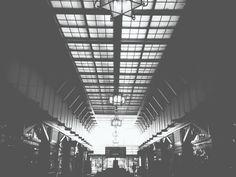 Railway Station - Gothenburg, Sweden.  www.karimtaib.com