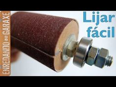 Part 3 of the 4 in 1 Drill Press: making the thickness sander. Must Have Woodworking Tools, Woodworking Tools For Beginners, Woodworking Jigs, Woodworking Projects, Homemade Lathe, Homemade Tools, Diy Tools, Woodshop Tools, Garage Tools