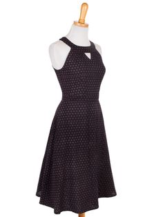 Afternoon Allure Dress - Black | Girl Intuitive