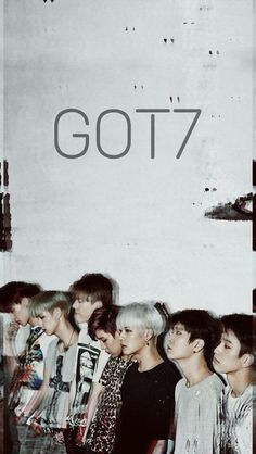 JB (Jaebum), Mark, Yugyeom, BamBam (Kunpimook), Jackson, Youngjae, Junoir…