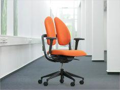 Büromöbel Rohde und Grahl - Stuhl ergonomisch
