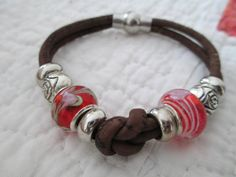 Check out this item in my Etsy shop https://www.etsy.com/listing/250997029/cork-braceletwoman-jewelrywinter-jewelry