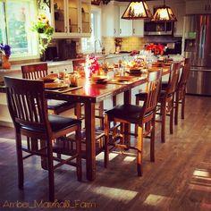 Amber Marshal Kitchen