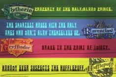 No one ever supects the awesome Hufflepuffs ;)