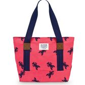Sloane Ranger Lobster Tote Bag