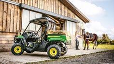 John Deere udvider deres serie af Gator-transportere med ny model i mellemklassen.