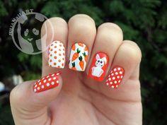 juliabergamin easter #nail #nails #nailart