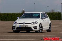 War früher wirklich alles besser? Der VAU-MAX.de Fahrbericht zum aktuellen VW Golf 7 R