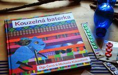 Pondělí: Kouzelná baterka. Lunch Box, Book, Bento Box, Book Illustrations, Books