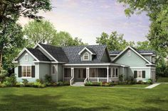 Country Exterior - F