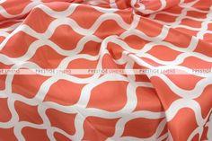 Wisker Bisket Table Linen - Orange