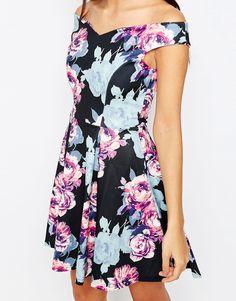 3333 Изображение 3 из Приталенное платье в складку JessicaWright Amelie