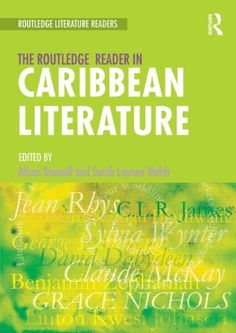 Amazon.com: The Routledge Reader in Caribbean Literature (9780415120494): Alison Donnell, Sarah Lawson Welsh: Books