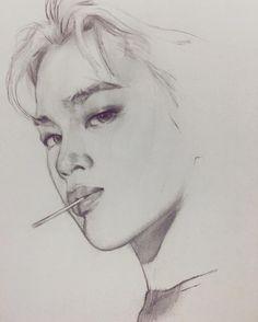 ✏Fun sketch for tonite #sketch #dikatoolkit
