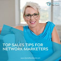 Recruiting into your network marketing company seems to be hard for lots of network marketers.  Here are my top sales tips to make it easy and fun!