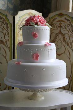 Weddingcake - Loved by www.irisdecreus.be