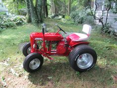 Wheel Horse Tractors | Pictures Needed Wheel Horse