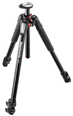 Manfrotto MT055XPRO3 055 Aluminium 3-Section Tripod with Horizontal Column (Black) - http://www.discountbazaaronline.com/manfrotto-mt055xpro3-055-aluminium-3-section-tripod-with-horizontal-column-black/
