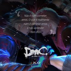 Frases insanas do game Devil May Cry Game Quotes, Song Quotes, Devil May Cry, Kratos God Of War, Philosophical Quotes, Nerd, Sad Girl, Feeling Happy, Crying