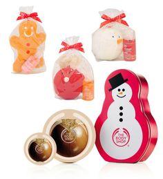クリスマス限定ギフト(オンラインショップ限定)  http://www.the-body-shop.co.jp/shop/a/aPR0166-4/ #TheBodyShop