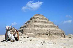 9 Saqqara pyramid of Djoser  Egypt