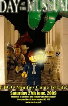 26 Movie Posters Recreated in Lego | Amusing Planet