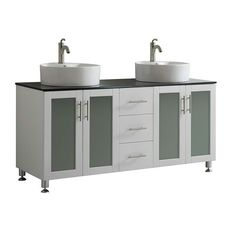 "Tuscany 60"" Double Vanity Set by Vinnova"