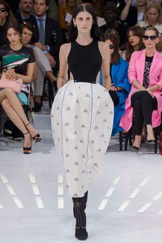 Christian Dior Spring 2015 Ready-to-Wear Fashion Show - Daiane Conterato (Elite)