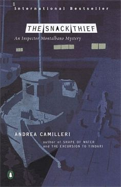 The Snack Thief (Inspector Montalbano Mysteries) by Andre…