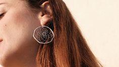 Boucles d'oreilles #322 - Alix B. D'Anthenay
