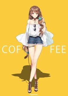 Pretty Anime Girl, Cool Anime Girl, Beautiful Anime Girl, Kawaii Anime Girl, Anime Art Girl, Anime Girls, Anime Neko, Chica Anime Manga, Manga Girl