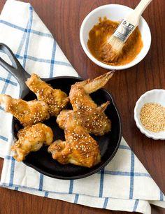 Gluten Free Nut Free Thai Chicken Wings Recipe | Simply Gluten Free