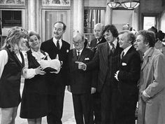 """""""Are You Being Served?"""" British Comedy (on PBS)."""