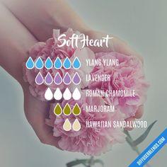 Soft Heart Diffuser Blend