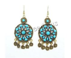 resin earrings http://www.beads.us/es/producto/resina-Pendientes-con-Colgantes_p115303.html