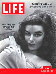 Life Magazine Cover Copyright 1953 Elaine Stewart - Mad Men Art: The 1891-1970 Vintage Advertisement Art Collection